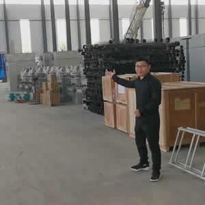 industrial dust collector pulse jet bag filter factory plant workshop (3)