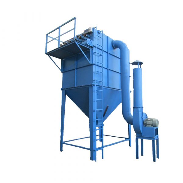 Dust collector 6