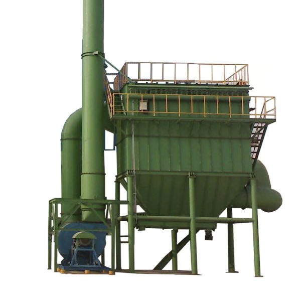 Dust collector 76